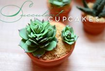 Food - Cakes and Cupcakes / by Bana Elzein