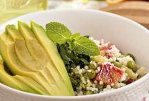 Salade cet été / Idée recettes