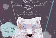 PechaKucha Night Trnava / Related to the event I organize with friends in Trnava