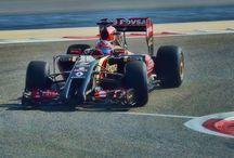 #F1 2014 cars