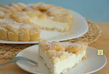 torta fredda con cocco e pavesini