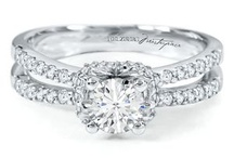 - miss to mrs. - / wedding rings, engagement rings / by Cheyenne Wilder