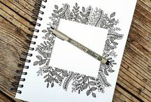 Bullet Journaling is fun!