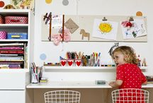 Kids workspace