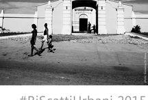"""#RiScattiUrbani 2015 / 3a edizione del contest di #streetphotograhy organizzato da Azar Comunicazione in collaborazione con lo studio fotografico A Store. <<D'una città non godi le sette o le settantasette meraviglie, ma la risposta che dà a una tua domanda>>. (Marco Polo in """"Le città invisibili"""", Italo Calvino) REGOLAMENTO E PREMI: http://azarcomunicazione.com/riscattiurbani-2015-contest-street-photography-regolamento/"""