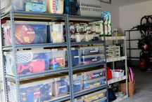 organization and storage tips