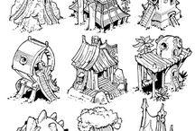 Sketch - places