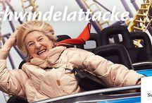 Länger leben. Aber nicht langweilig. / Mit individuellen und flexiblen Finanz- und Vorsorgelösungen unterstützen wir Sie dabei, ihr Leben selbstbestimmt bis ins hohe Alter zu genießen.