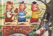children books_three little pigs