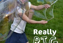 Summer Activities for the Kids! / by Tina Peterson