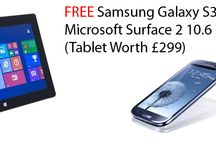 D4Free's Deal Of The Week / Finding you a fresh mobile phone offer each week.