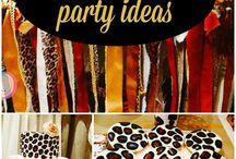 Marina's party