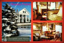 Kennebunkport Activities :: Christmas Time in Maine / Christmas in Kennebunkport is nothing short of spectacular. Find out more about Christmas in Maine, Christmas Prelude and more.