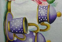 Jussara Oliveira pintura