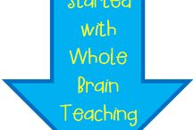 Classroom Whole Brain Teaching / by Theresa Waddell