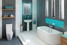 Bathroom Suites / Bathroom Suites, Every one wants to be creative in his home design, décor and style. The bathroom is the most used room for all family members, the parents, the children and the guests, your bathroom design and style reflects your way of life and stylish taste. People usually look for modern and up-to-date style while selecting their bathroom suites. With some careful choice for necessary bathroom suites as sinks and toilets, stylish taps and accessories, freestanding furniture and baths, you ca