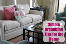 Organization Ideas / by Whitney Duncan