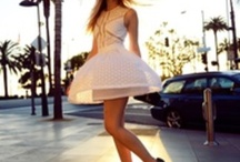 Fashion Trend: Little White Dress