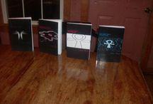 Psychic  Vampire  Prophecies /  It's about my Psychic Vampire Prophecies series. Available on Amazon. https://www.facebook.com/AmyStarksBookPage