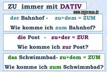 Alemão - dativ
