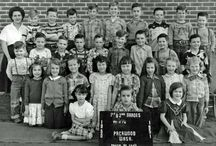 Packwood Grade School Class Photos / Class Photos
