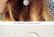 Earrings diy