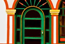 COLORFUL ARCHITECTURE / Fun, beautiful, colorful architecture & details that make living less ordinary. / by Summer Bosworth