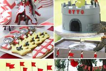 Knight party / Birthday ideas