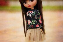 Pullip dolls ....,