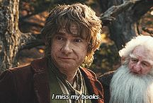 Hobbit and LoTR