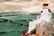 Tibet,,,,Красота Мира.....