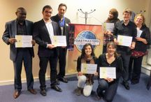 Cranfield Speakers / Fabulous moments to share at Cranfield Speakers a Toastmasters International Club!