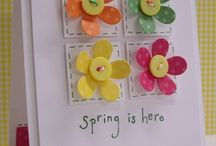 Spring card inspiration