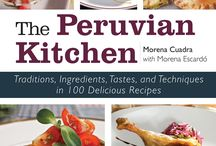 The Peruvian Kitchen Cookbook