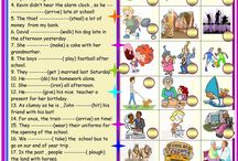 Past Simple Tense-from A1 to B2+/C1