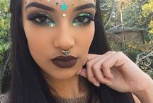 Coachella Make-up