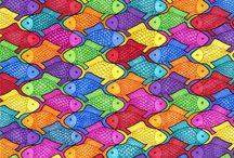 Easy Creativity Tessellation Patterns