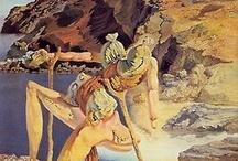 Salvador Dali / #Dali #art #painting