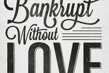 typography / by Melanie Kasten