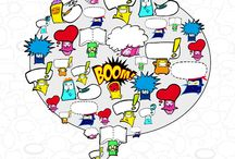 baloombi / Some elements of  Boom Boom Baloomb StyleGuide by IOKREO. Let know to the world what do you really think.