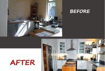 #Makeovers / This is to showcase what can be done using #tiles