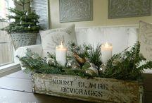Inspiracje na zimowe dekoracje