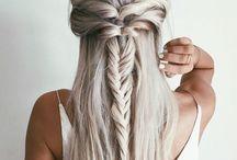 pelo largo peinados