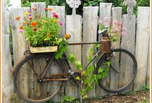 Garden, art and ideas
