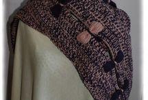 Mes créas crochet/tricot