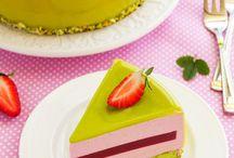 gâteaux a la créme