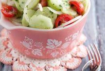 Mmmm.... Sides & Salads! / by Jan Lipinski