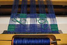 weaving transparencies