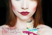 Maske in zanimive poslikave / by MojaDrogerija.si