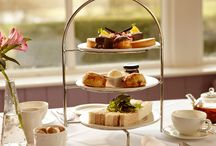 Afternoon Tea / After a brisk walk in the beautiful surrounding countryside you will be sure of a comfy sofa and a warm welcome to go with your afternoon tea. So choose your lounge, sit back, relax and let us serve you one of the best afternoon tea's outside London.
